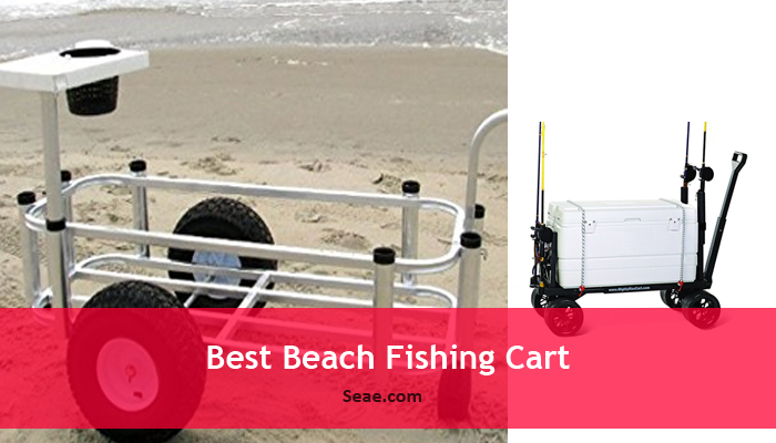 Best Beach Fishing Cart