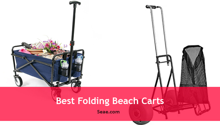 Best Folding Beach Carts